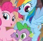Colorir livro My Little Pony