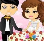Fazer bolo italiano de casamento