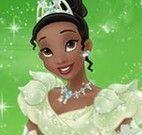 Jogo da memória da princesa Tiana