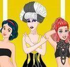 Maquiar e vestir princesas modelos