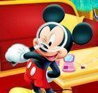 Minnie e Mickey objetos
