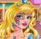 Princesa fashion maquiagem
