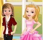 Vestir Riley e Amber