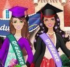 Barbie e amigas formandas