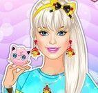 Roupas de Pokemon da Barbie