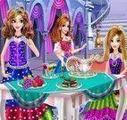 Chá da tarde princesinhas