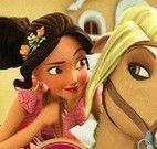Princesa Elena encontrar diferenças