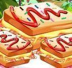Receita de sanduíche misto