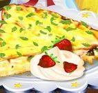 Receita fácil de omelete