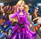 Vestir Barbie e amigas agentes