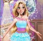 Vestir fada Rapunzel