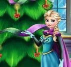 Árvore de natal Frozen
