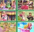 Barbie bailarina puzzle