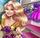 Barbie no shopping