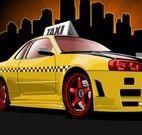 Decorar carro táxi