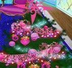Elsa decorar árvore para natal