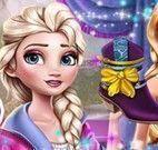 Elsa decorar bota
