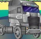 Lavar caminhão
