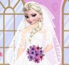 Maquiagem da Elsa noivinha