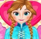 Parto da princesa Anna