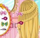 Penteado Barbie