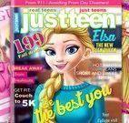 Princesas capa de revista