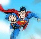 Super Homem pedras preciosas