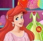 Ariel compras de roupas