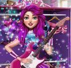 Garota show de rock