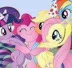 My Little Pony trincas monstrinhos