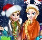 Princesas compras de natal