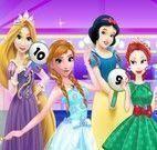 Anna e Ariel modelos