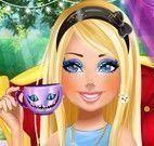 Barbie chá da tarde