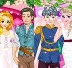 Decorar quarto das princesas noivas