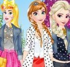 Fashion outono princesas