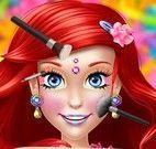 Menina dos doces maquiar
