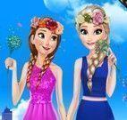 Princesas Frozen moda primavera