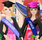 Barbie formatura vestir