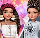 Estilos da princesa Moana