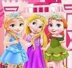 Princesas bebês decorar quarto