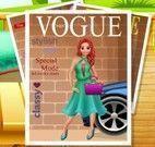 Revista da Rapunzel modelo