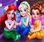 Toddler Princesses Slumber Party