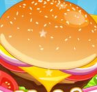 Lanchonete do hambúrguer