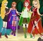 Princesas missão guerreira