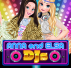 Anna e Elsa Djs