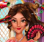 Princesa Elena cabeleireiro