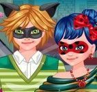 Ladybug e Cat Noir casal na moda
