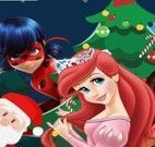 Livro de colorir Disney Natal