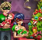 Familia Ladybug natal