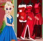 Elsa no shopping